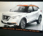 Rodas do Nissan kicks aro 16 jogo a vista 1350,00